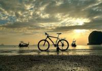fietsen in thailand