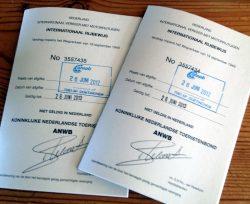Internationaal rijbewijs in Thailand nodig