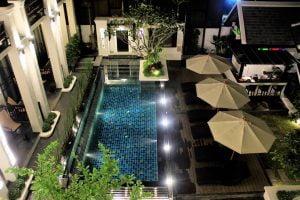 De beste plekken om te overnachten in Chiang Mai