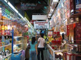 Een app voor Chatuchak in Bangkok