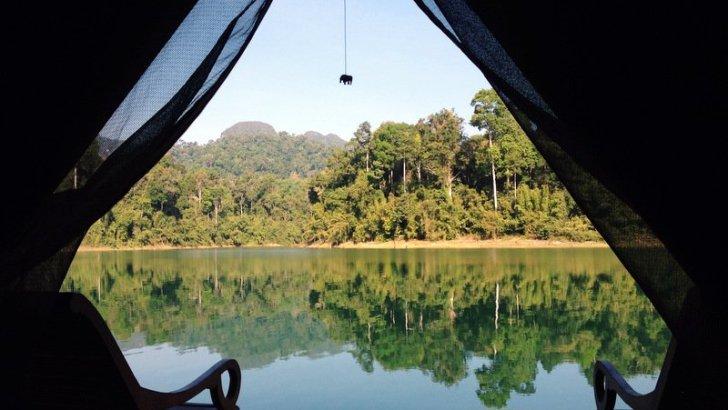 Elephant Hills in Khao Sok National Park