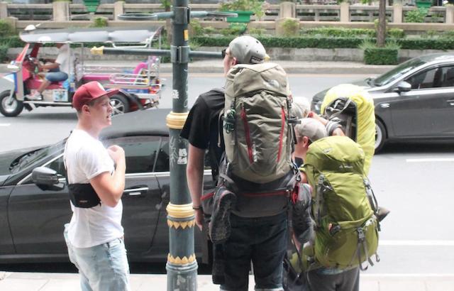 Met je backpack naar Thailand, wat neem je allemaal mee?