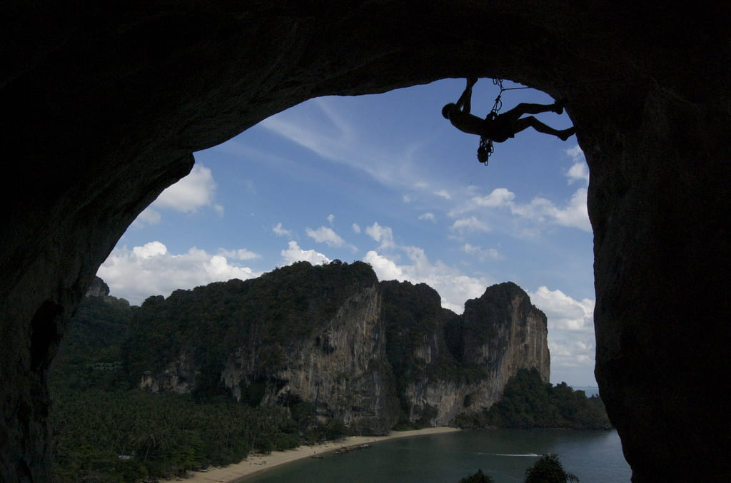 klimmen in Thailand