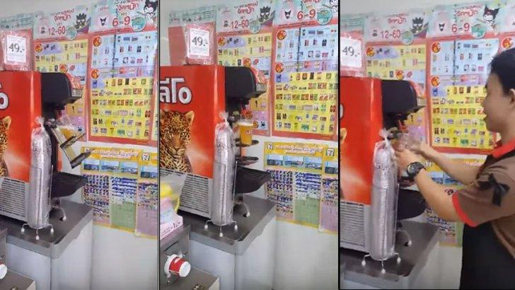 Tapbier bij de 7-Eleven is vanaf nu te koop