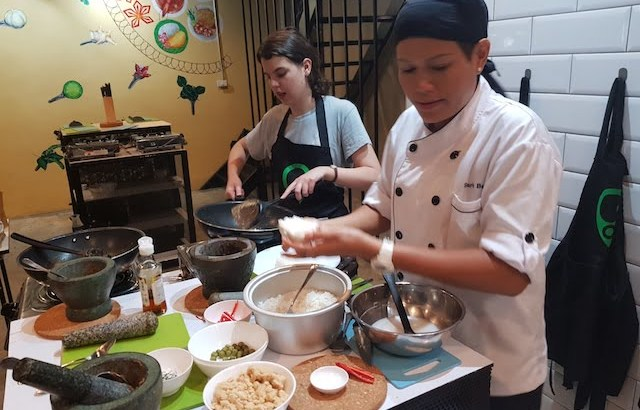 Koken in Bangkok met Go! Thai Cooking School