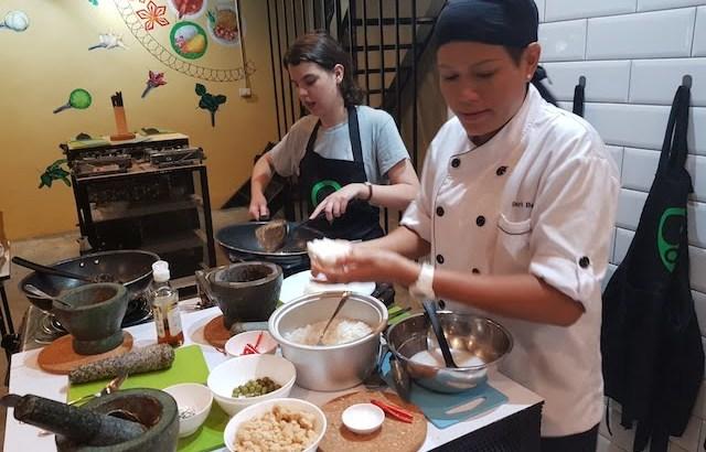 Koken in Bangkok met Go! Thai Cooking School