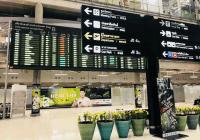 grote drukte op vliegvelden in bangkok