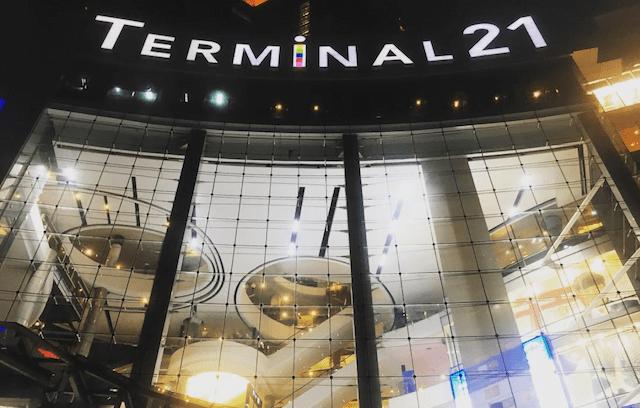 Een dag regen in Bangkok: Terminal 21 is het antwoord!