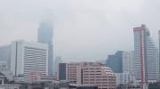Ongebruikelijk slecht weer in Thailand
