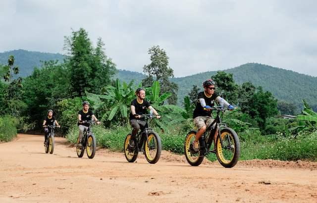 Buzzy Bee Bike in Chiang Mai: een nieuwe manier van fietsen