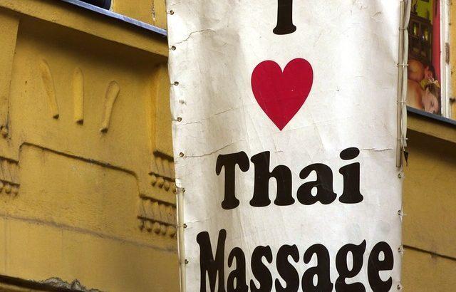 Blinde massages in Thailand, op gevoel