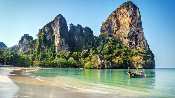 Railay Beach in Krabi: wat kun je er allemaal doen?