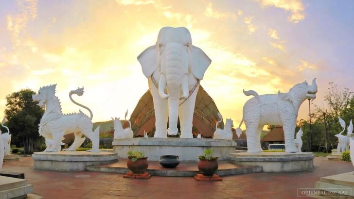 Chiang Mai Night Safari: niet zo mooi als het lijkt