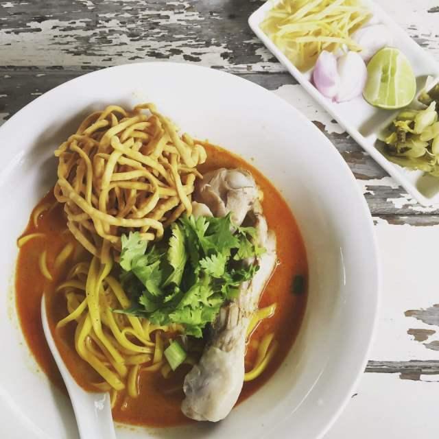 Thaise gerechten om uit te proberen