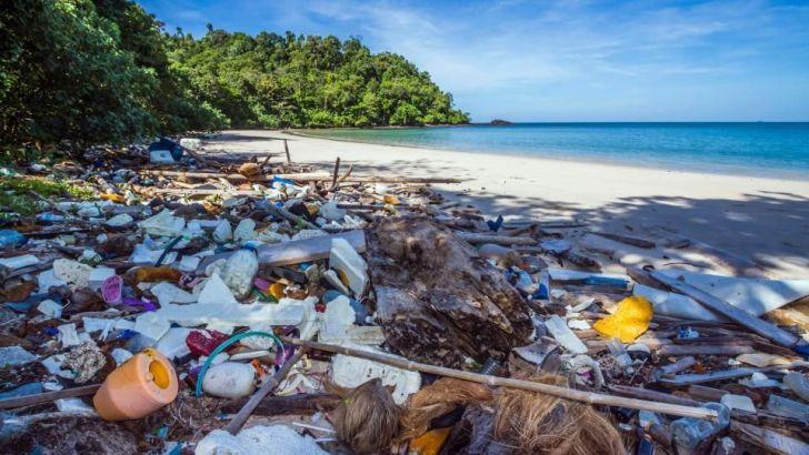 Verbod op plastic op Thaise eilanden