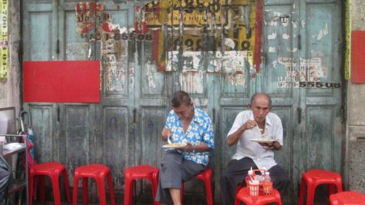 De Bangkok Richtingaanwijzer