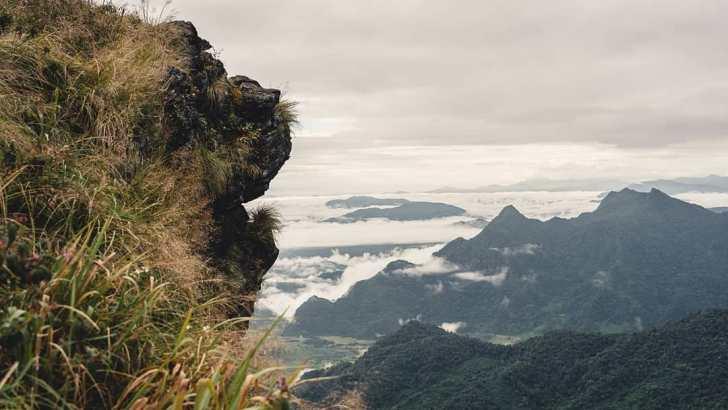 Wonderschone viewpoints in Chiang Rai