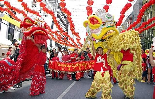 Waarom Chinees Nieuwjaar in Thailand?