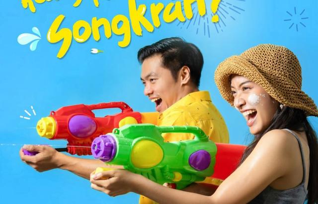 Songkran 2019 staat voor de deur!