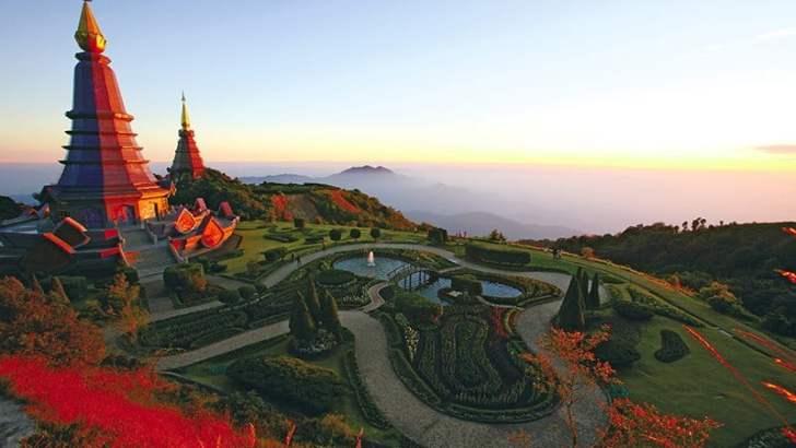 Mijd noord-Thailand vanwege de smog