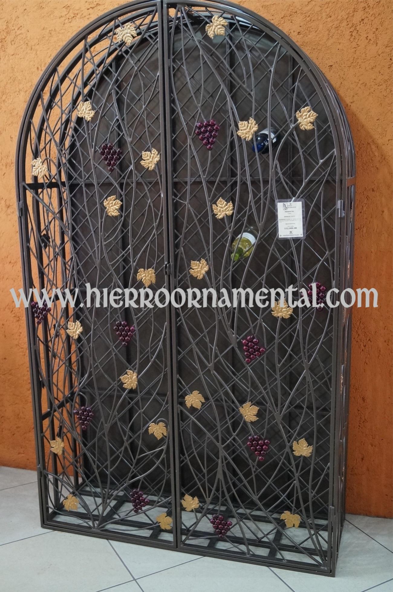 Productos de hierro forjado y acero inoxidable