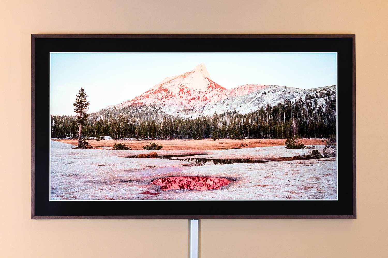 The Frame TV von Samsung  ein Fernseher wie gemalt  HiFi