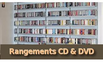Rangement Cd Et Dvd Design