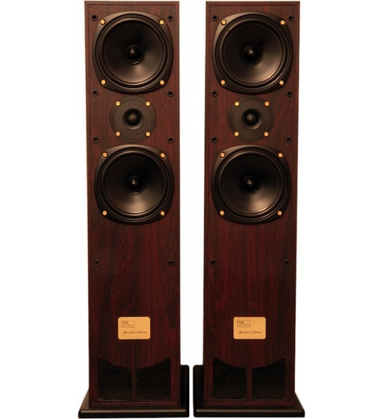 Speaker pair TDL Electronics RTL 3 SE review and test