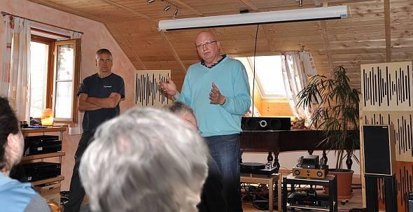 Dietmar Sutter und Oliver Rinaldi