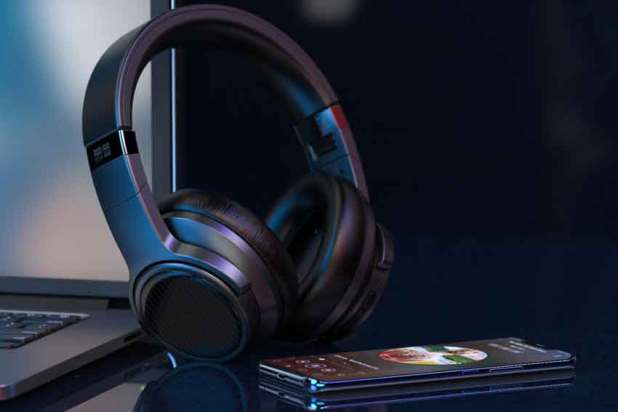FiiO EH3 NC Wireless Headphone 01