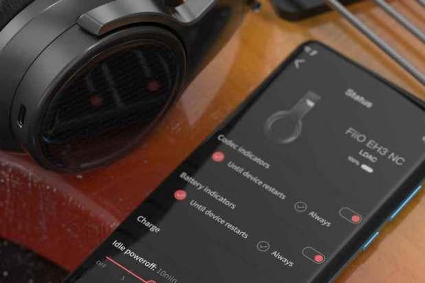 FiiO EH3 NC Wireless Headphone 03