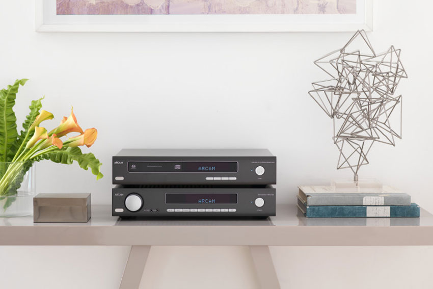 Arcam SA20 Integrated Amplifier Review 03