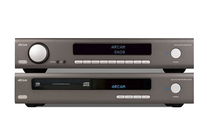 Arcam SA20 Integrated Amplifier Review 08