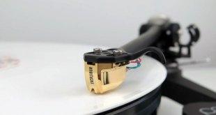 Excalibur Gold Low Output MC Cartridge