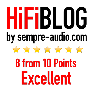 HiFiBLOG Award Excellent