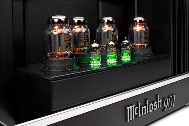 McIntosh MC901 Dual Mono Amplifier 06