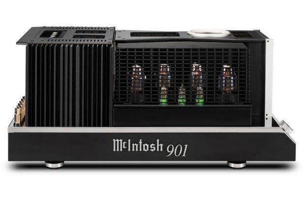 McIntosh MC901 Dual Mono Amplifier 08