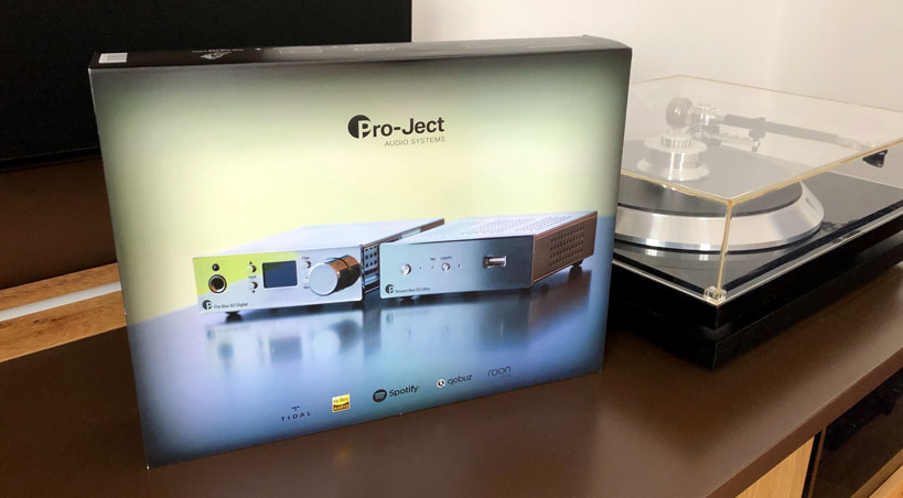 Pro-Ject DAC Streaming Set S2