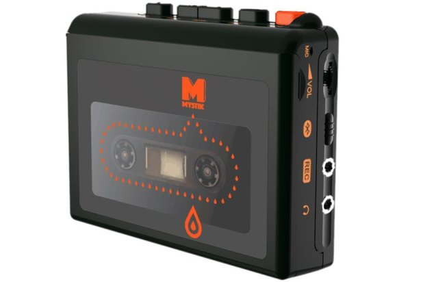 Recording The Masters Mystik B 1010 Portable Cassette Player 01