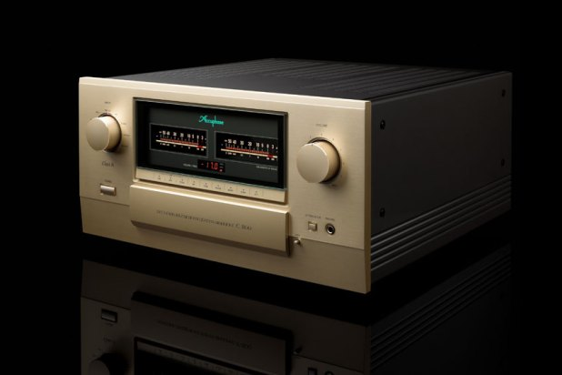 Accuphase E 800 Precision Integrated Stereo Amplifier 01