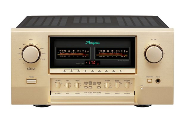 Accuphase E 800 Precision Integrated Stereo Amplifier 10