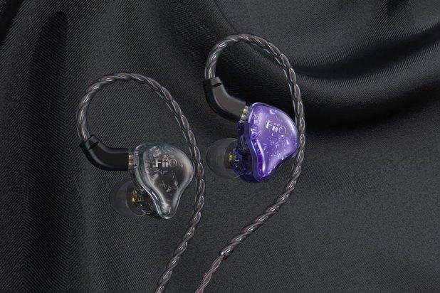 FiiO FH1s Knowles 2 Driver Balanced Armature Dynamic Hybrid In ear Monitors 05