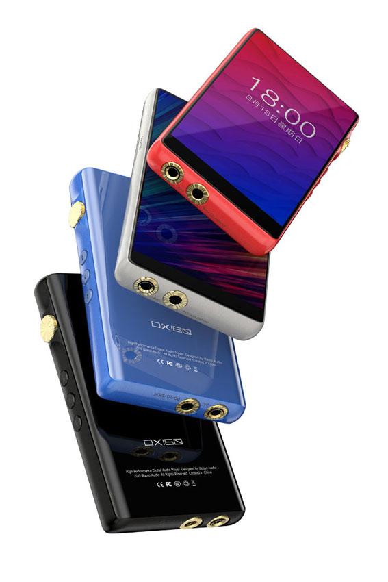 iBasso DX160 Version 2020 01