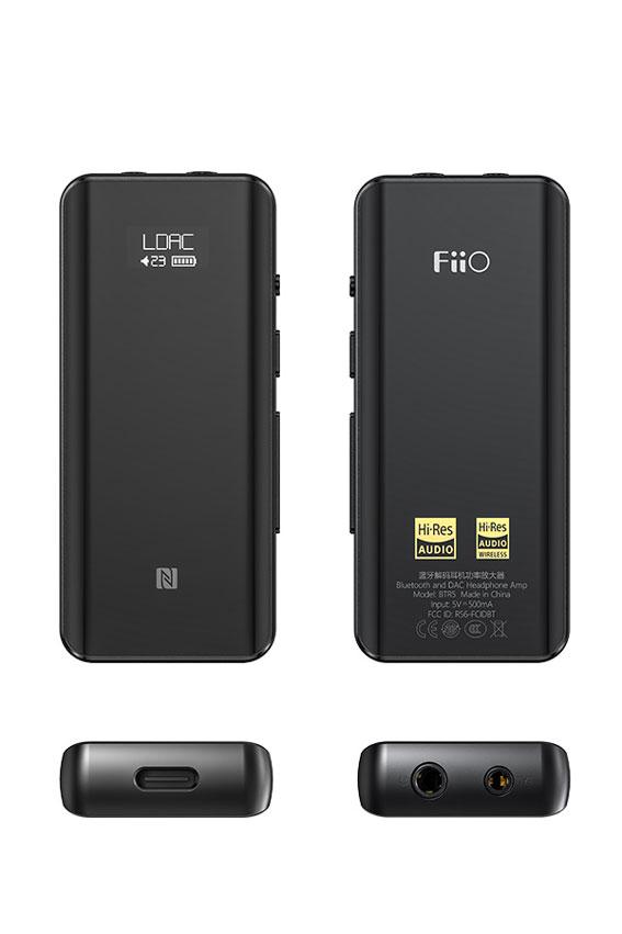 FiiO BTR5 Flagship Portable High Fidelity Bluetooth Amplifier 10