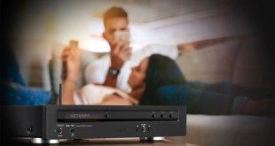 Magnat MMS 730 Internet/ DAB/ FM Streamer - Network, Bluetooth and Radio