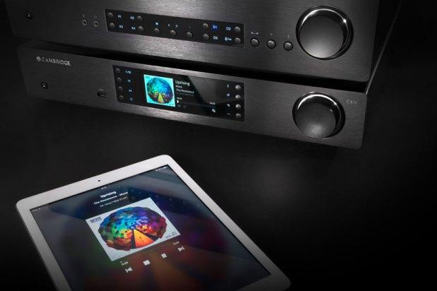 Cambridge Audio CXN V2 Network Streamer 01