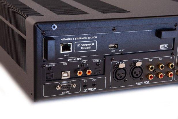 Electrocompaniet ECI 6 DX MKII Integrated Amplifier 04