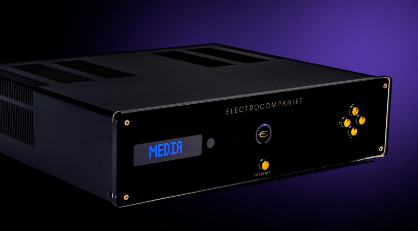 Electrocompaniet ECI 6 DX MKII Integrated Amplifier