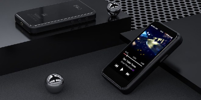 FiiO M6 Hi-res Lossless Music Player
