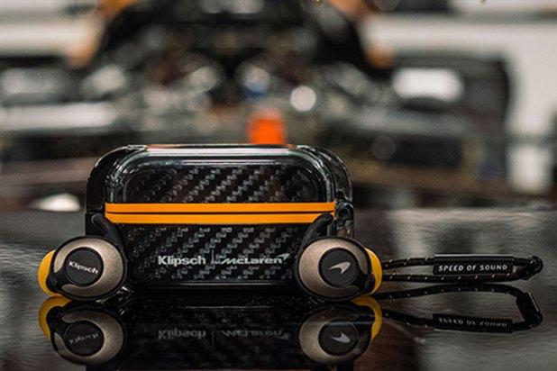 Klipsch T5 II True Wireless Sport Earphone McLaren Edition 02